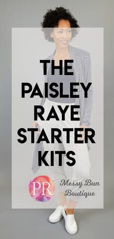 Paisley Raye has 3 amazing starter kits options to get you started as a stylist!