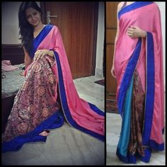 Sari by Ayush Kejriwal , for purchase enquires email at ayushk@hotmail.co.uk or add me on Facebook - Ayush Kejriwal