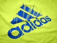 Adidas Logo Treatment