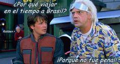 No era penal  #MundialBrasil2014