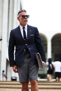 画像 : ストリートスナップ常連のNick Woosterがかっこいい件について【メンズファッション画像集】 - NAVER まとめ