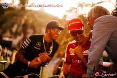 Ecclestone niega el boicot de las televisiones a Ferrari  #F1 #Formula1 #HungarianGP