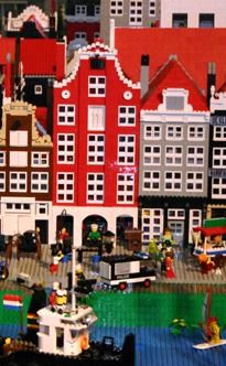 lego amsterdam canal houses