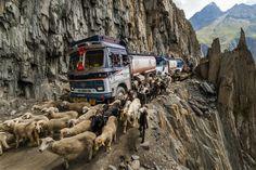 Zoji La, Indie, 15 najniebezpieczniejszych dróg na świecie - (Page 10)