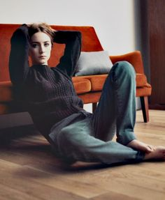Saoirse Ronan Flaunt Magazine