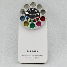 plastic with beautiful rhinestone and rivet protect your iphone well