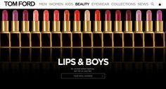 tom ford lips and boys collection - Buscar con Google