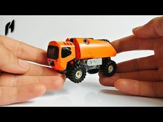 How to Build the Dakar Rally Truck (MOC)