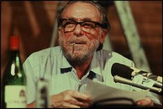 Charles Bukowski Reading at the Sweetwater, 1980