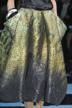 Armani Privé at Couture Spring 2012