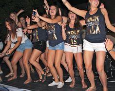 Dancing at Rock the Casa