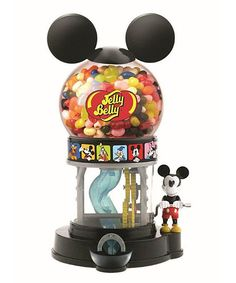 Another great find on #zulily! Mickey Mouse Candy Machine & Jelly Bean Bag #zulilyfinds