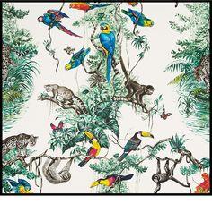 Need It Now: Hermès Wallpaper