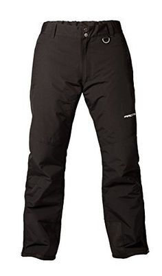 Arctix Men's Avalanche Ski Pants    85 Grams of ThermaTech Insulation offers warmth in a lightweight, low bulk garment  600 Denier Ballistic reinforced ankle, scuff and hem guards hold up against daily wear and tear  Adjustable waist allows pant to fit comfortably, regardless of layering and lace hooks prevents pants from riding up  Boot Gaiters with Grippers form a seamless integration with boots to keep warmth in...and moisture out  Zippered Fly, Zippered Hand Warmer Style Pockets and Boot…