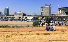 Le Bourlingueur: Mon itinéraire en Éthiopie