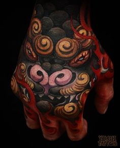 ⠀⠀⠀⠀⠀⠀⠀⠀⠀⠀⠀⠀YUSHI TATTOO LA @yushitattoo Another foo dog h...Instagram photo | Websta (Webstagram)