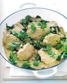 Lime and Lemongrass chicken - Donna Hay