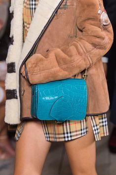Burberry Prorsum at London Fashion Week Fall 2017 - Details Runway Photos