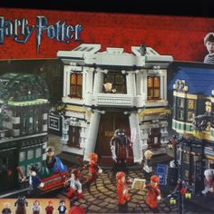 Harry potter legos. Any of the sets. She has the legos hogwarts game.