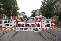 Heads up to those who will be in downtown Monroe MI for the 2013 River Raisin Jazz Festival and Art Fair: Monroe City Council has approved an additional road closure for part of E. Front St. #MonroeMI #RRJazz13