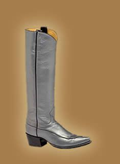 Absolute dream boot! Silver surfer.