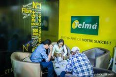 Fort de nos 10 ans d'innovations, le groupe TELMA était le partenaire Télécom de la Foire Internationale de Madagascar (FIM) qui s'est déroulé au Parc Forello Expo Tanjombato du 15-16-17-18 mai 2014