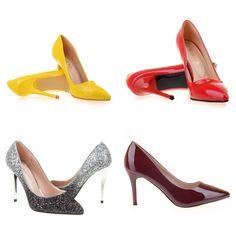Pumps, Heels, Fashion, Heel, Moda, Fashion Styles, Pumps Heels, Pump Shoes, High Heel