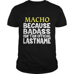 MACHO T Shirts - 3 Different Styles - 3 Easy Steps - Coupon 10% Off