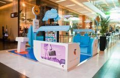 POS built by exhibitionco for Telstra - Google Search