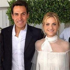 Confira o que rolou no casamento de Luiza Valdetaro e Mariano Ferraz