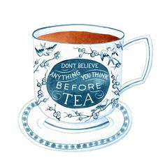 #teafirstthenthoughts #albionteaco