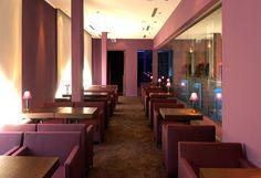 Le bar de l'hôtel le Régent Petite France à Strasbourg