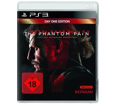 Makai Cabik: Metal Gear Solid 5: The Phantom Pain (PS3)