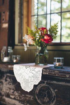 -9.6 crocheted doily wedding inspiration Lauren Rae Photography Knotty Bride 47