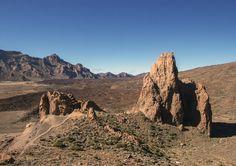 Roques de García. Parque nacional del Teide 9