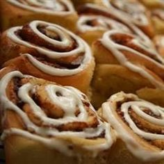 Cinnamon Rolls - Here's an easy alternative to buying those famous cinnamon rolls in the mall. They taste exactly the same