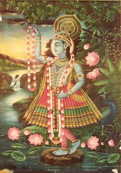 Yamuna is a sacred river in Hinduism and the main tributary of the Ganges (Ganga), the holiest river of Hinduism. The river worshipped as a Hindu goddess called Yamuna.[1] In the Vedas, Yamuna is known as Yami, while in later literature, she is called Kalindi.
