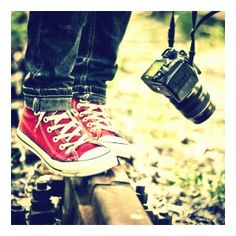Love how the red shoes pop out at you, cute pic idea for kids in their back to school shoes for the first day of school