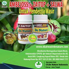 Obat Herbal Ambejoss & Salep Salwa DE NATURE Untuk Solusi Penyakit: - Wasir - Ambeien - BAB Sakit - BAB Berdarah - Benjolan Di Anus - Susah BAB - Anus Sakit / Perih / Panas - Dan berbagai keluhan wasir / ambeien lainnya. Juice Bottles, Coconut Oil, Herbalism, Jar, Drinks, Blog, Herbal Medicine, Drinking, Beverages