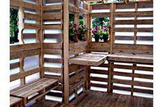 Pallet Greenhouse on Pinterest | Pallets, Strawberries ...