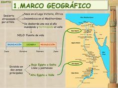 Las primeras civilizaciones: Mesopotamia y Egipto.