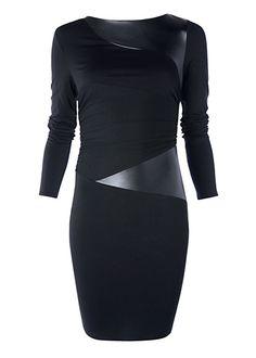 Just got this MANGO - Patchwork dress on sale! Gotta love Shop It To Me!