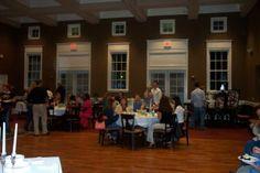 Haile Plantation Hall Weddings   October 2008