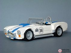 Shelby Cobra by Biczzz, via Flickr