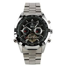 0c0d754b43 Luxury Automatic Tourbillon-look Men s Watch that fits for every occasion.  Luxury redefined!