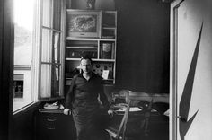 Boris Vian. Photo Succession Willy Ronis/Gamma-Rapho/Getty.