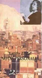 Notas personales Latifa Zayyat