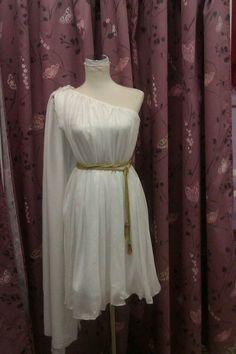 Diosa griega Greek God Costume, Greek Goddess Costume, Diy Dress, Fancy Dress, Dress Up, Up Costumes, Cosplay Costumes, Halloween Outfits, Halloween Costumes
