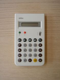 Braun ET55 by alphanumeric., via Flickr