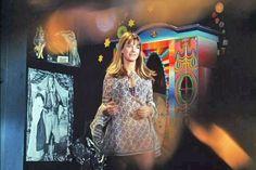 Through The Wonderwall | The Genealogy of Style Jane Birkin Style, Thigh High Leggings, Minding My Own Business, Serge Gainsbourg, Leather Mini Dress, Wonderwall, Boyfriend Style, George Harrison